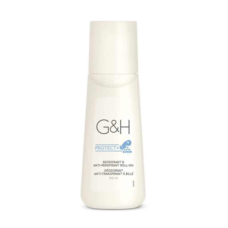 G&H PROTECT+™ Deodorant und Anti-Perspirant Roll-on